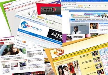 Dịch vụ quảng cáo thương mại và phi thương mại, dịch vụ quảng cáo trên báo chí, trên truyền hình.