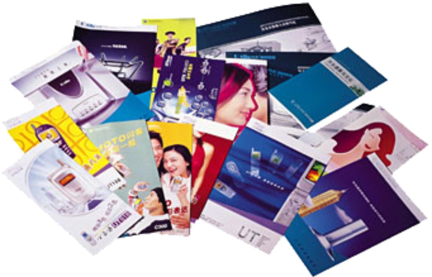 Thiết kế, in ấn các sản phẩm cho quảng cáo, ấn phẩm văn phòng, tạp chí, catalogue, profile, tờ rơi, tờ gấp, tem – nhãn, hóa đơn, phong bì thư, name card…